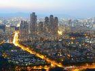 韩国城市风景