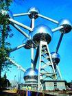 布鲁塞尔世博标志性建筑原子球