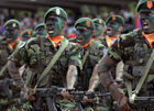 委内瑞拉士兵