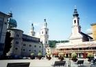 奥地利风景