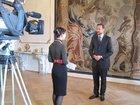 挪威王子接受专访