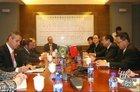 巴西总代表访问世博局