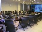 世界气象组织多国别代表团访问气候中心