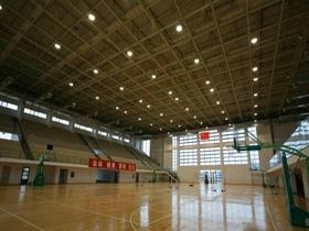 深圳市第二高级中学体育馆