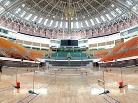 深圳市宝安区体育中心体育馆