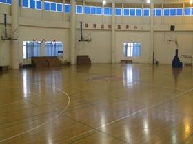第二高级中学体育馆