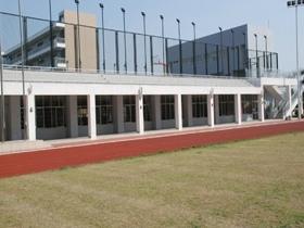 华侨城中学高中部体育馆