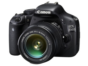 Canon(佳能)佳能 550D套机(18-55mm)