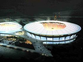 广州亚运会网球馆中心