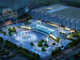 黄埔体育中心体育馆
