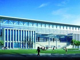 广州体育学院体育馆