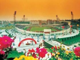 花都区体育中心体育场