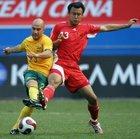 国家队比赛与中国队交手