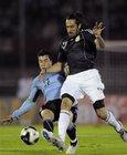 代表国家队迎战阿根廷