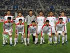 朝鲜队全家福