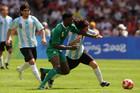 代表尼日利亚参加奥运会