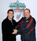 2009年加盟利物浦