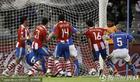 意大利1-1巴拉圭 意大利扳平比分
