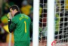 巴西2-1朝鲜 塞萨尔比较轻松