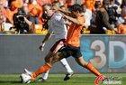 荷兰VS丹麦 范布隆克霍斯特防守