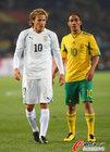 南非0-3乌拉圭 两队十号