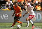 荷兰VS丹麦 范布隆克霍斯特盘带