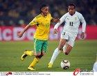 南非0-3乌拉圭 急速突破