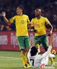 南非0-3乌拉圭 混乱不清