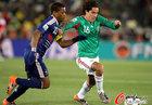 图文:法国VS墨西哥 华雷斯前进