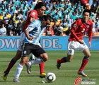 阿根廷4-1韩国 特维斯突破艰难