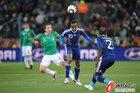 图文:法国0-2墨西哥 戈武少有表现