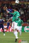 图文:法国0-2墨西哥 阿内尔卡没有作为