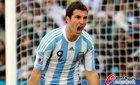 阿根廷VS韩国 伊瓜因终于进球
