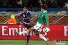 图文:法国0-2墨西哥 阿内尔卡少有闪光