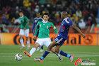 图文:法国0-2墨西哥 迪亚比解围