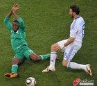 图文:希腊2-1尼日利亚 托罗西迪斯抢先一步