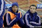法国VS墨西哥 亨利的世界杯很冷