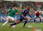 图文:法国0-2墨西哥 失败的阿内尔卡