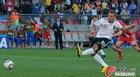 图文:德国0-1塞尔维亚 波多尔斯基射门
