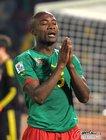 图文:喀麦隆1-2丹麦 韦伯不是埃托奥