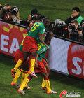 图文:喀麦隆负丹麦 惨遭逆转提前出局(82)