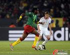 图文:喀麦隆1-2丹麦 宋要启动