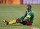 图文:喀麦隆负丹麦 惨遭逆转提前出局(90)