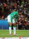 图文:巴西3-1科特迪瓦 德罗巴累了