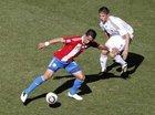 图文:斯洛伐克0-2巴拉圭 巴里奥斯前进