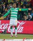图文:巴西3-1科特迪瓦 德罗巴呼喊