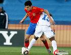 图文:西班牙2-0洪都拉斯 纳瓦斯难以突破