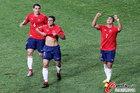 图文:智利1-0瑞士 冈萨雷斯很兴奋