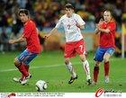 图文:西班牙0-1瑞士 巴内塔发呆