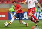 图文:智利1-0瑞士 桑切斯劲射